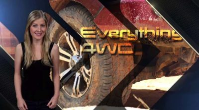 Corporate Video - Motion Graphic Style with Presenter - Outback 4WD