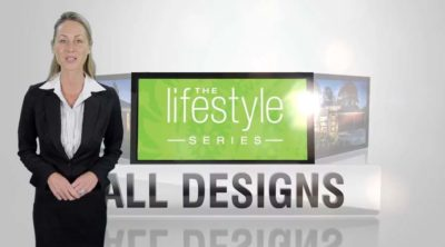 Corporate Video - Motion Graphic Style - With Presenter - Eden Brae Homes - Lifestyle