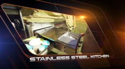 Corporate Video - Showcase Style - DavCar Challenger Camper Trailer